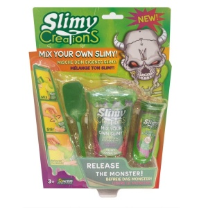 Slimy Creation Canavarını Kendin Yarat