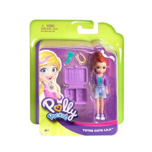 Polly Pocket Bebek ve Aksesuarı Serisi FTP67