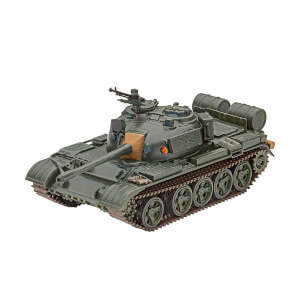 Revell 1:72 T-55A Tank 3304