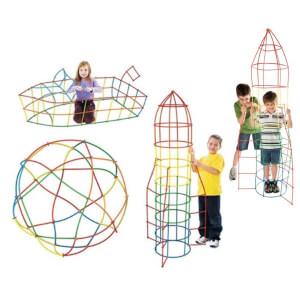 Süper Bambu Çubuklar 300 Parça
