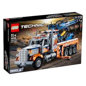 LEGO Technic Ağır Yük Çekici Kamyonu 42128
