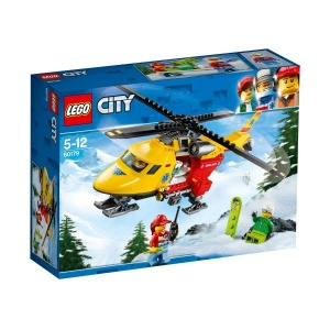 LEGO City Ambulans Helikopter 60179