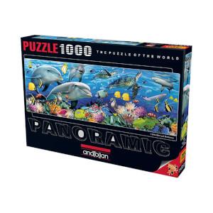 1000 Parça Puzzle : Denizin Altında