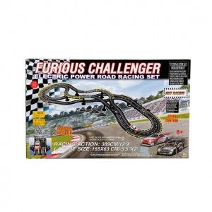 Furious Challenger Elektrikli Yarış Seti