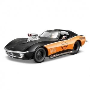 1:24 Maisto Corvette 1970 Model Araba