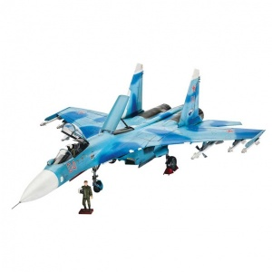 Revell 1:72 Sukhoi SU-27 Model Set Uçak