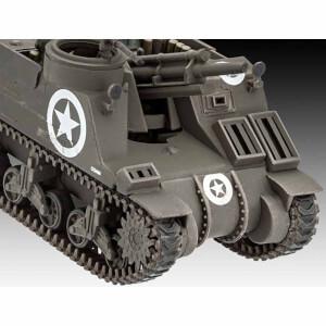 Revell 1:76 M7 HMC Priest Tank 03216