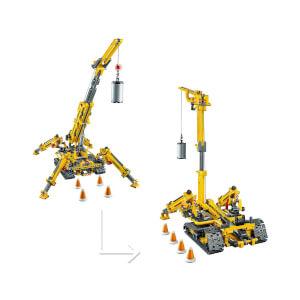 LEGO Technic Compact Crawler Crane 42097