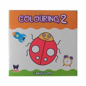 Colouring 2 İngilizce Boyama Kitabı