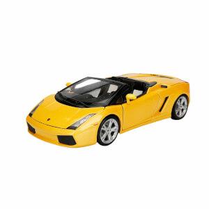 1:18 Lamborghini Gallerdo Spyder Model Araba