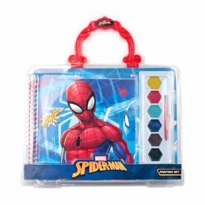 Spiderman Boyama Seti 0100