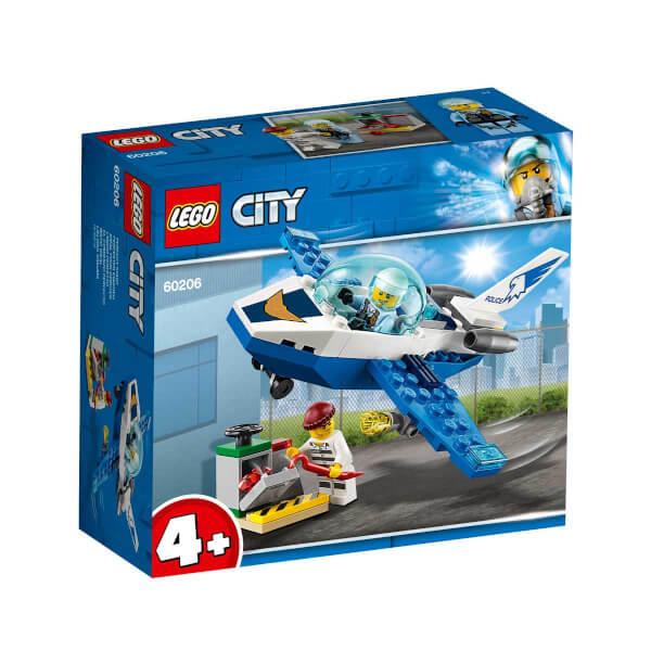 LEGO City Police Gökyüzü Polisi Jet Devriye 60206