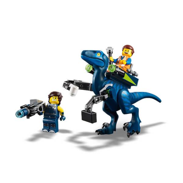 LEGO Movie 2  Rex'in Rekstrem Arazi Aracı!