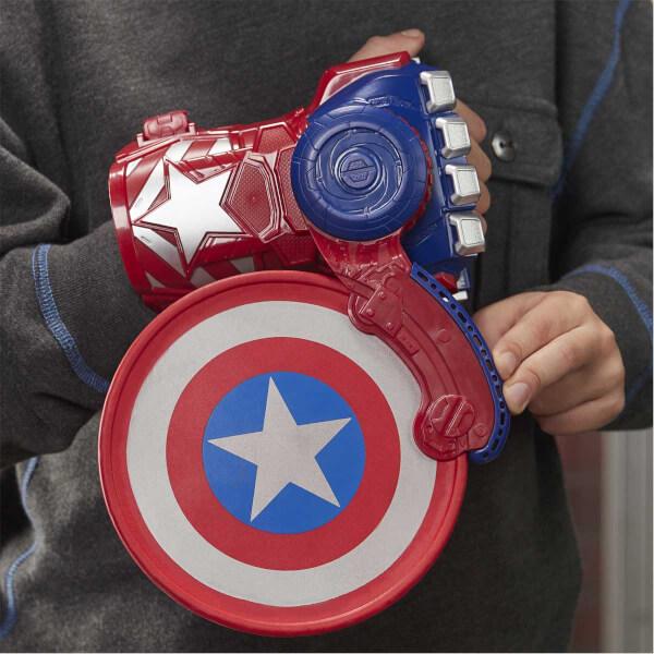 Avengers Power Moves Captain America E7375