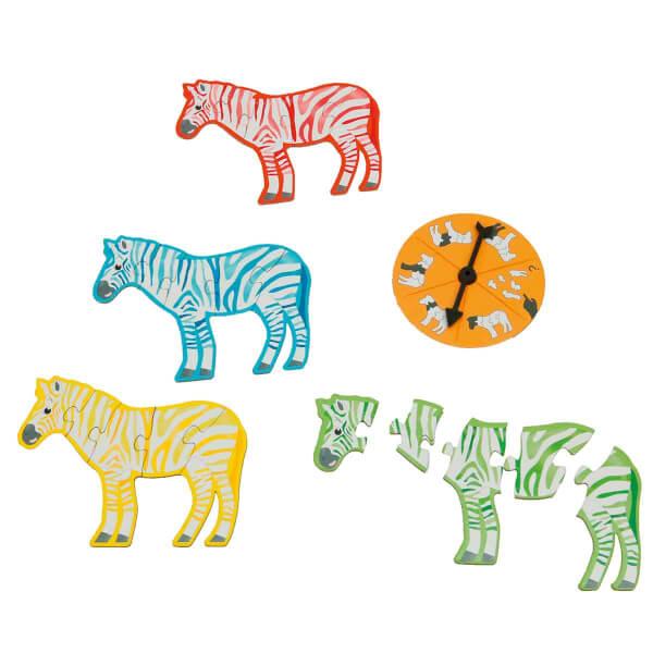 Beleduc Zebra Partisi