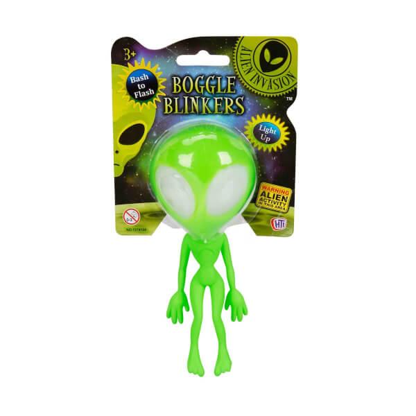 Invasion Alien Uzaylı Işıklı