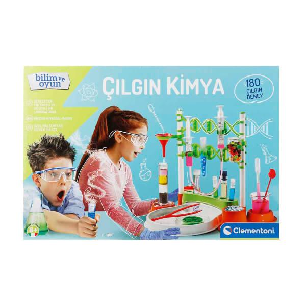 Bilim ve Oyun Seti: Çılgın Kimya