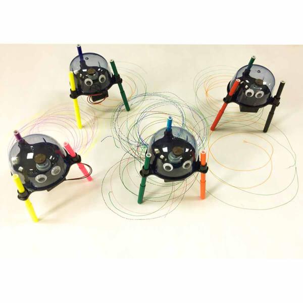 Re-Bot Ressam Robot