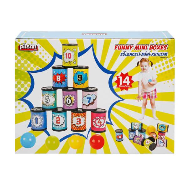 Eğitici Eğlenceli Mini Kutular