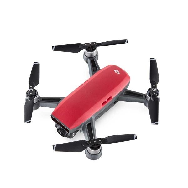 Dji Spark Lava Kırmızı Drone