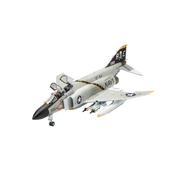 Revell 1:72 F-4J Phantom II Uçak 3941