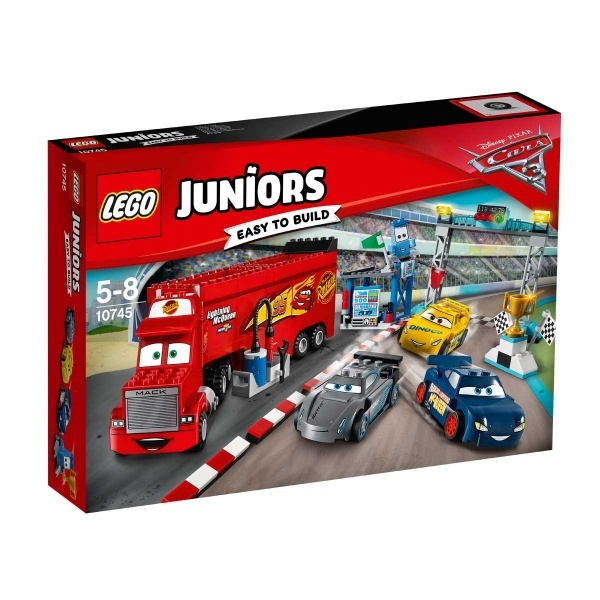LEGO Juniors Florida 500 Final Yarışı 10745
