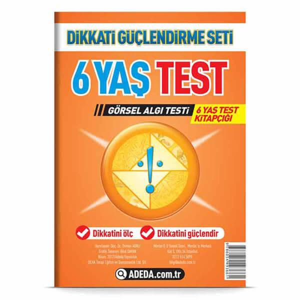 Dikkat Güçlendirme Testi 6 Yaş