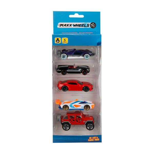 Maxx Wheels 5'li Araç Seti
