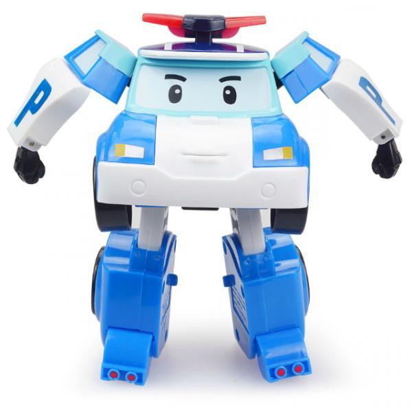 Robocar Poli Dönüşen Robot Figürler(Poli)