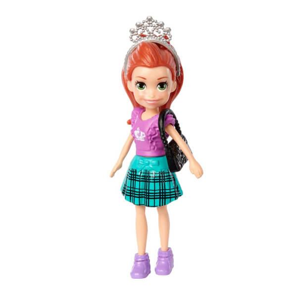 Polly Pocket Seyahatte Oyun Seti GFT92