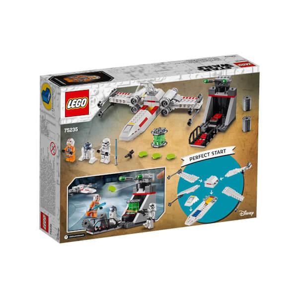 LEGO Star Wars X-Wing Starfighter Hendek Akını 75235