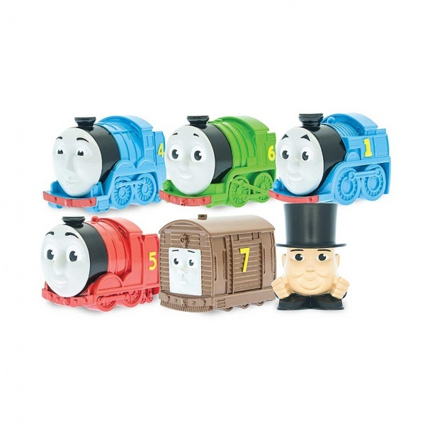 Thomas Friends Mashems Figürleri S1