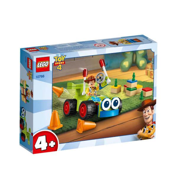 LEGO Disney Pixar Toy Story 4 Woody ve RC 10766