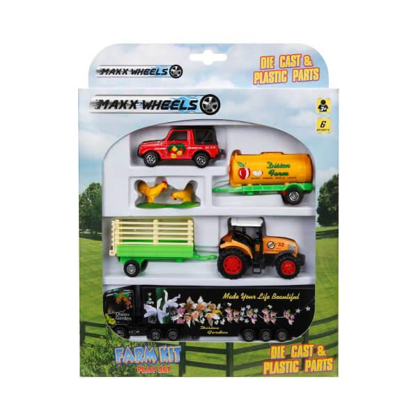 Araçlı Çiftlik Seti