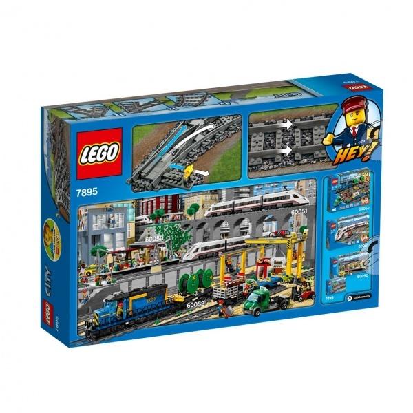 LEGO City Trains Makaslar 7895
