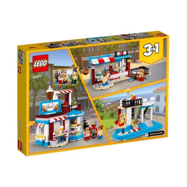 LEGO Creator Modüler Sürprizler 31077