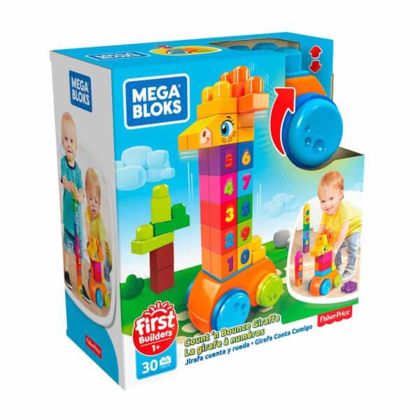 Mega Bloks Matematik Arkadaşı Zürafa GFG19