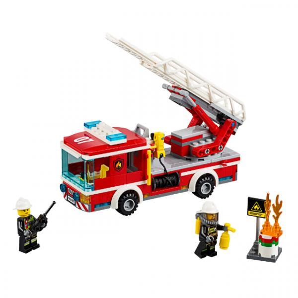 LEGO City Merdivenli İtfaiye Kamyonu 60107
