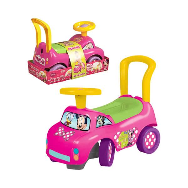 Minnie Mouse İlk Arabam