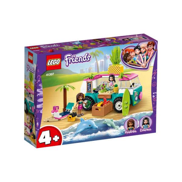 LEGO Friends Meyve Suyu Kamyoneti 41397