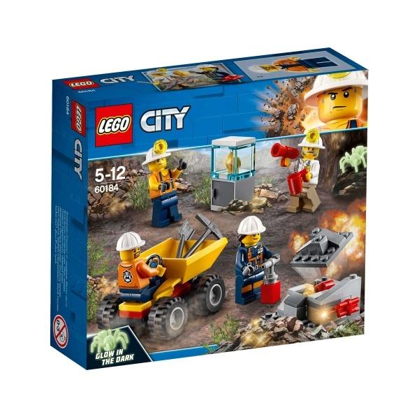 LEGO City Maden Ekibi 60184