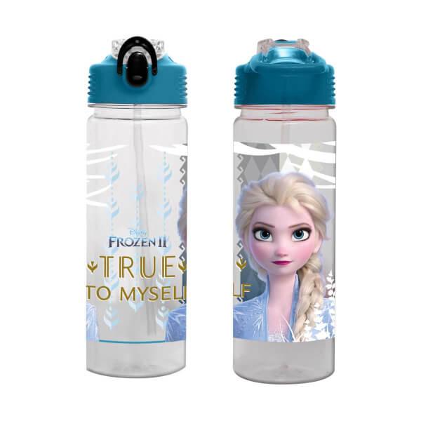 Frozen Elsa Şeffaf Matara 500 ml. 44111