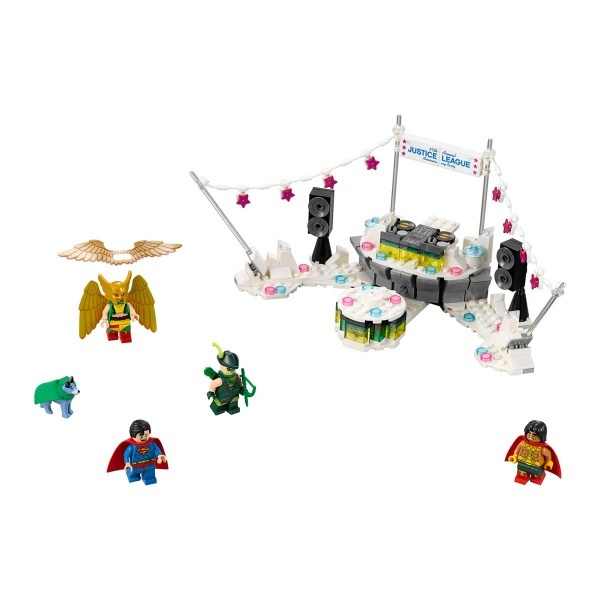 LEGO Batman Movie The Justice Legaue Yıldönümü 70919