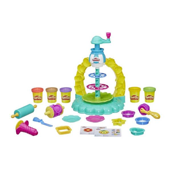 Play Doh Kurabiye Fabrikası