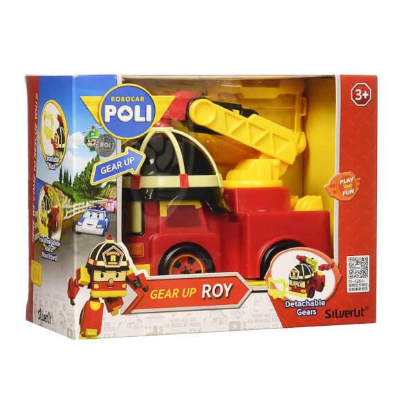 Robocar Poli Robocar Roy Teçhizatlı Araba