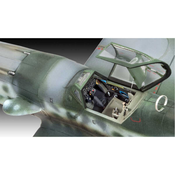 Revell 1:48 Messerschmitt Bf109 G-10 Uçak 3958