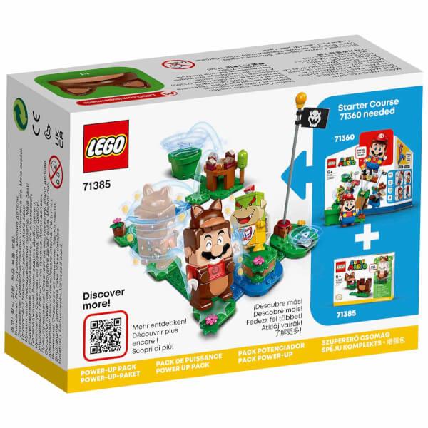 LEGO Super Mario Tanooki Mario Kostümü 71385