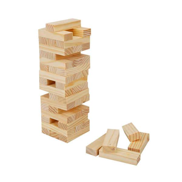 Yükselen Bloklar Denge Oyunu