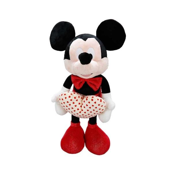 Mickey I Love You Peluş 50 cm.