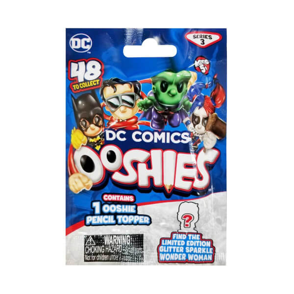 Ooshies Dc Comics Mini Sürpriz Paket